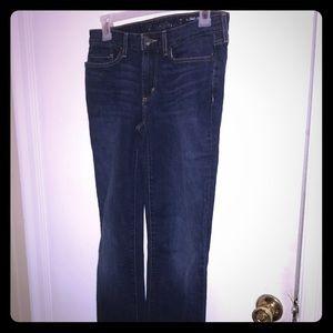 Eddie Bauer Straight leg Jeans Size 2